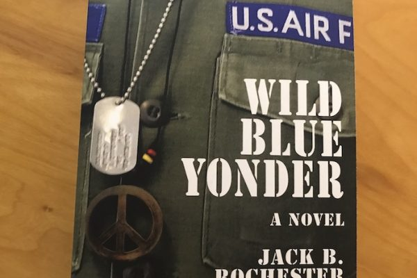"""Wild Blue Yonder,"" The Novel That Started It All"