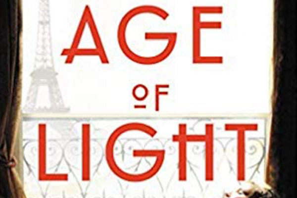"""The Age of Light"" – Reprising Our Interview with  First-Time (And Very Successful!) Author Whitney Scharer"