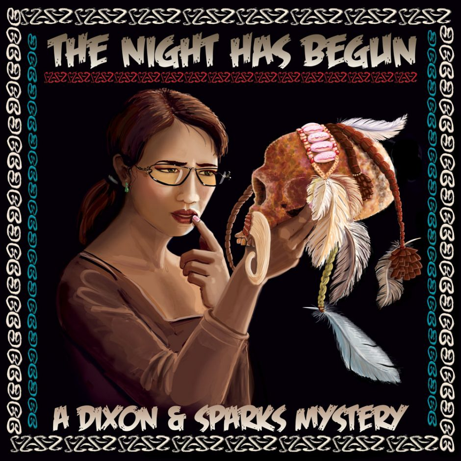 """Dixon and Sparks"" – A Great New Audio Arts Adventure from ZBS"