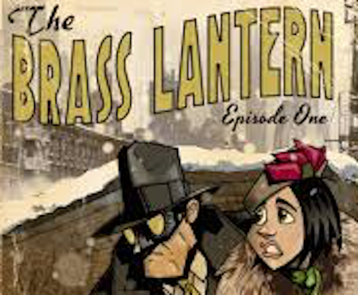 """The Brass Lantern,"" A Zany New Saturday Night Podcast"