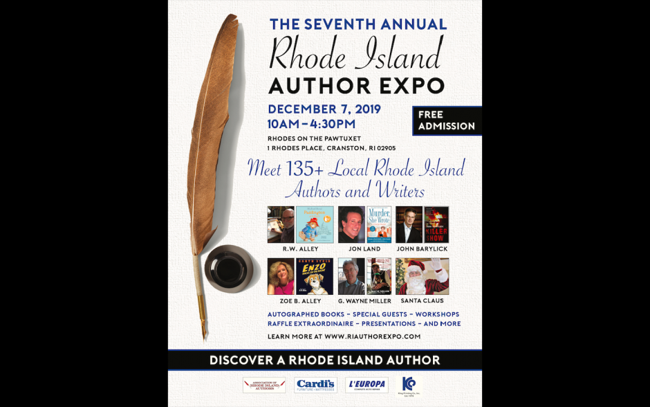 New England Writers & Book Enthusiasts, Join Us!