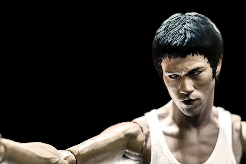 """""""Kung Fu Crack Baby,"""" by John Reedburg"""