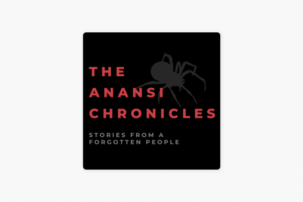 """""""Anansi Chronicles,"""" An Audio Drama by Chad Sterling"""
