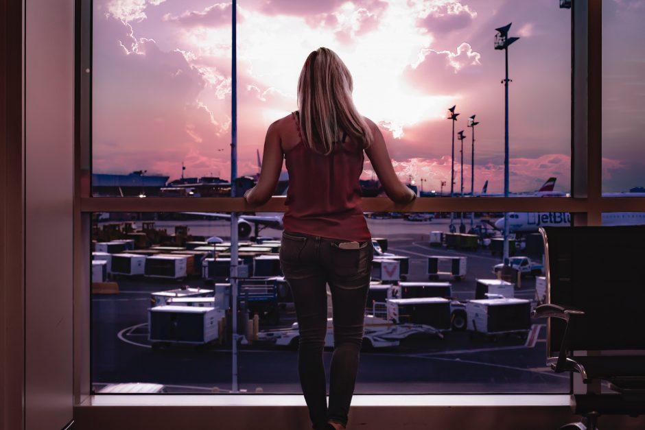 """Departure,"" A Short Story by Bari Lynn Hein"