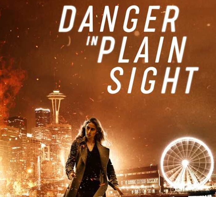 """Danger in Plain Sight,"" a Novel by Burt Weissbourd"