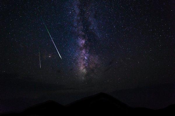 """""""Meteor Shower,"""" Poetry by Mark Hammerschick"""
