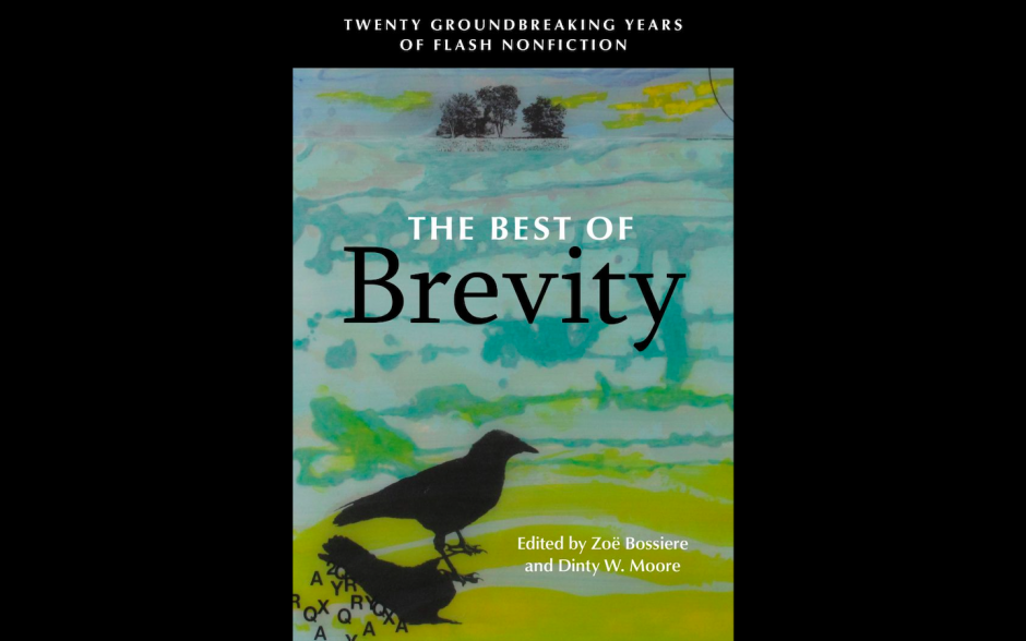 """Brevity,"" A Flash Nonfiction Anthology Book Review"