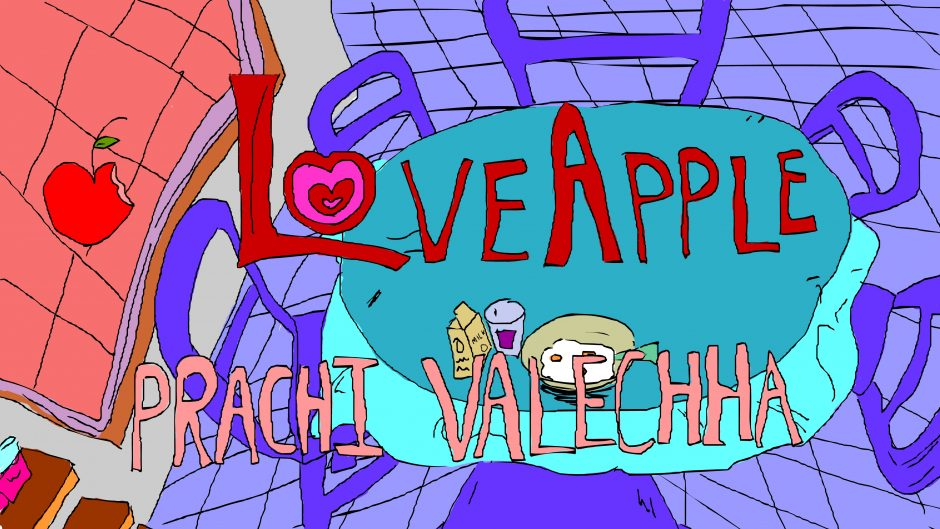 """Love Apple"" — The Cartoons of Prachi Valechha"