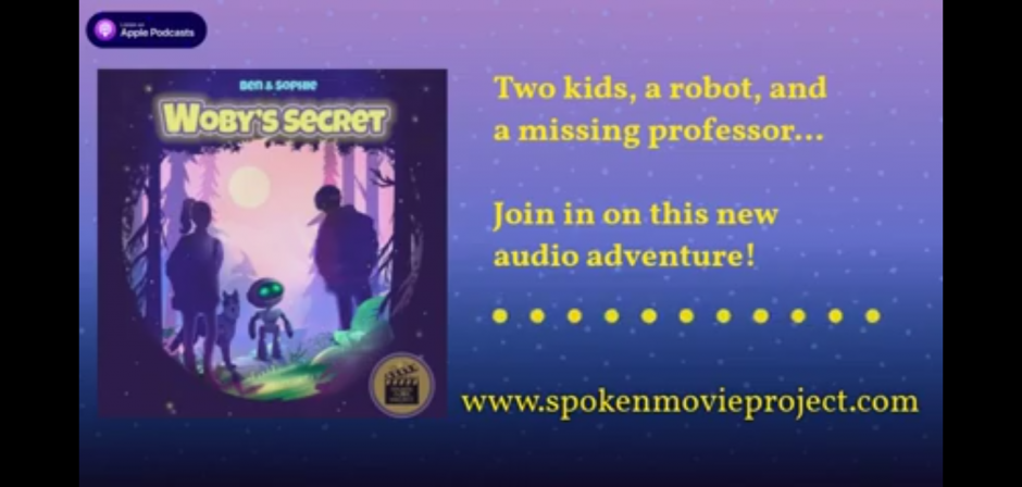 Ben & Sophie: Woby's Secret – An Audio Adventure