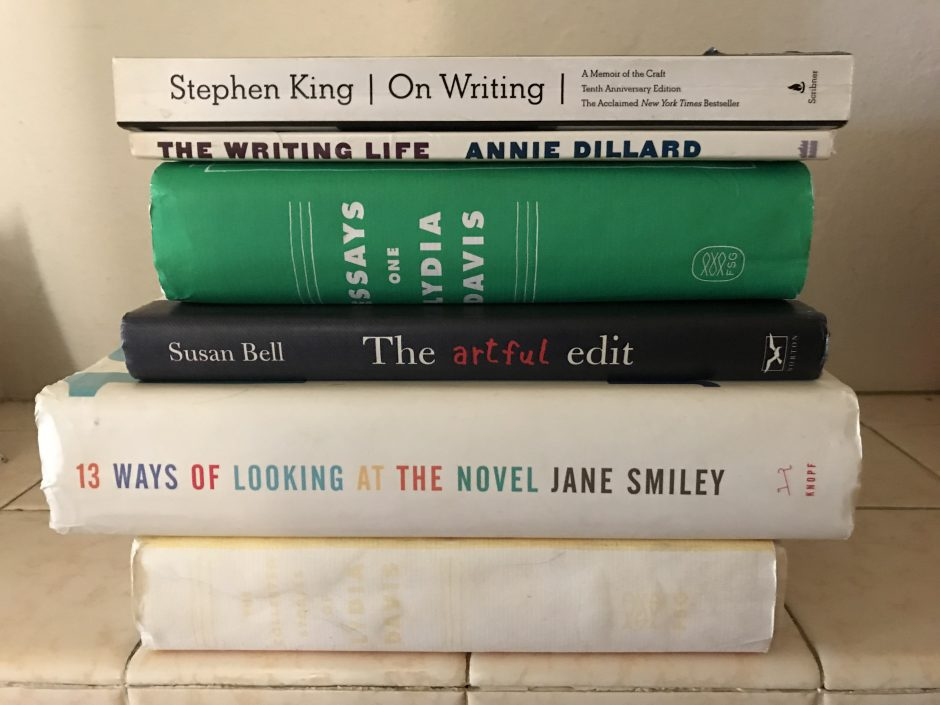 """""""Books for Writers,"""" An Editorial by Lorraine Martindale"""